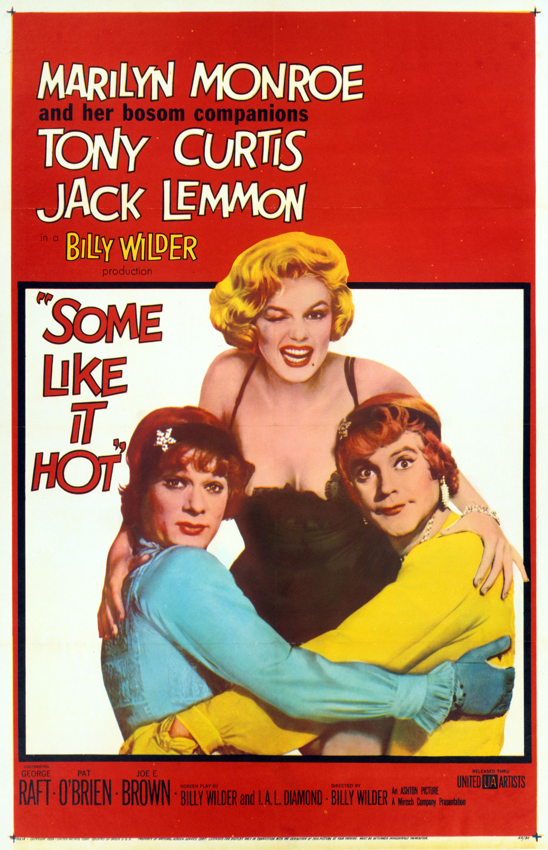 Some Like It Hot (1959) Technical Specifications