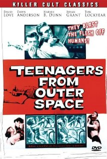 Teenagers from Outer Space Technical Specifications