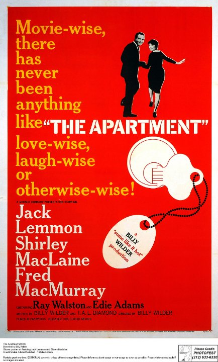 The Apartment | ShotOnWhat?