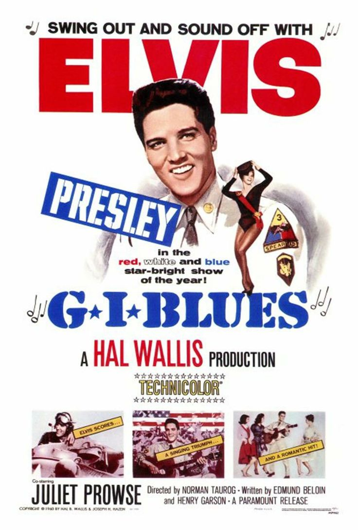 G.I. Blues (1960) Technical Specifications