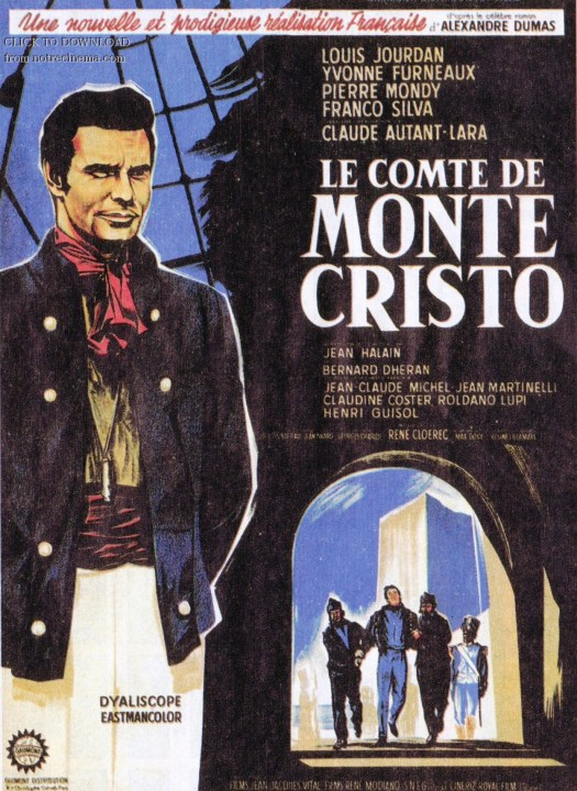 The Story of the Count of Monte Cristo Technical Specifications