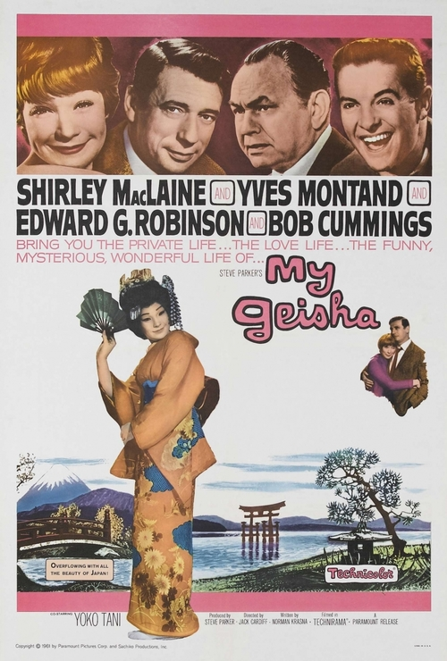 My Geisha (1962) Technical Specifications