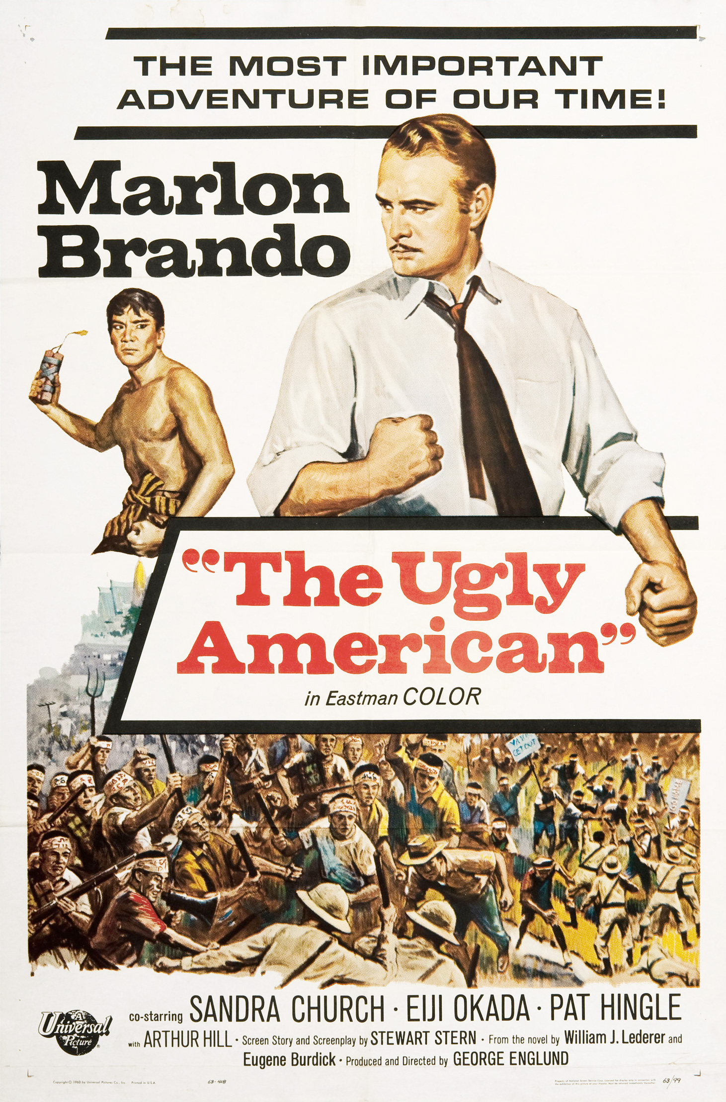 The Ugly American (1963)  Technical Specifications