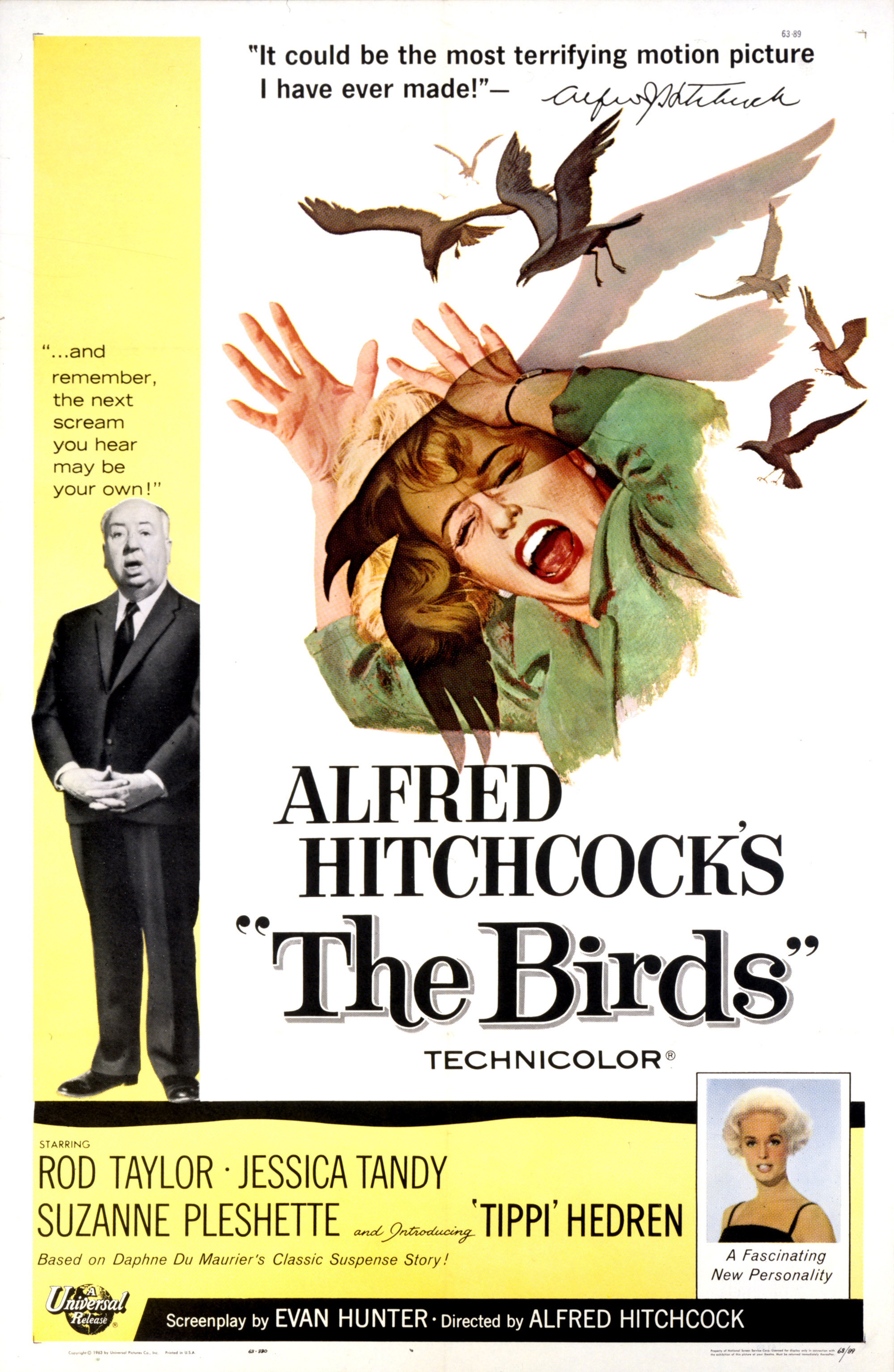 The Birds (1963) Technical Specifications