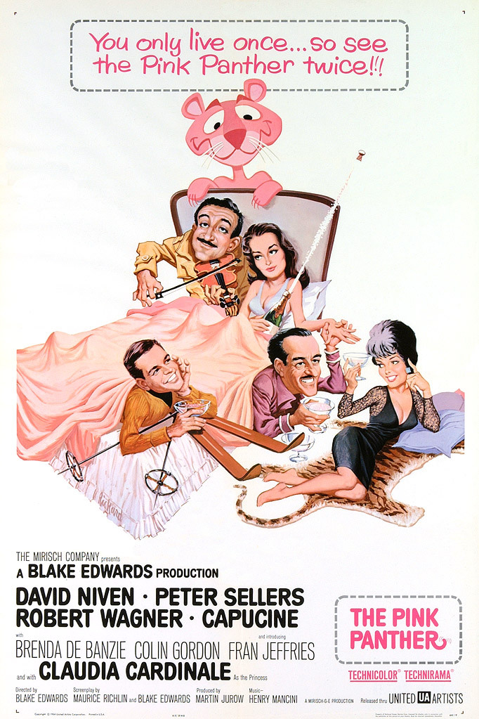 The Pink Panther (1963) Technical Specifications