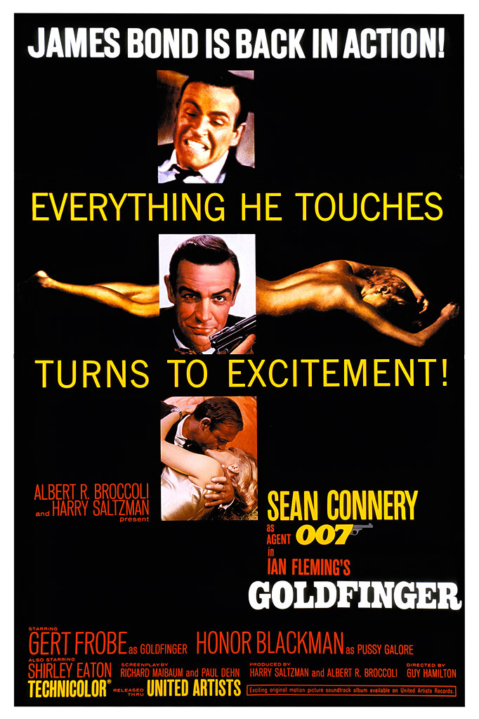 Goldfinger (1964) Technical Specifications