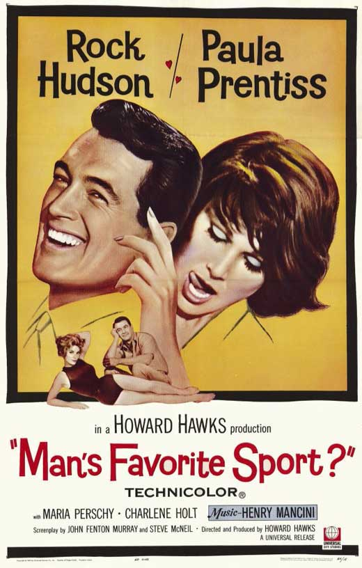 Man's Favorite Sport? (1964) Technical Specifications