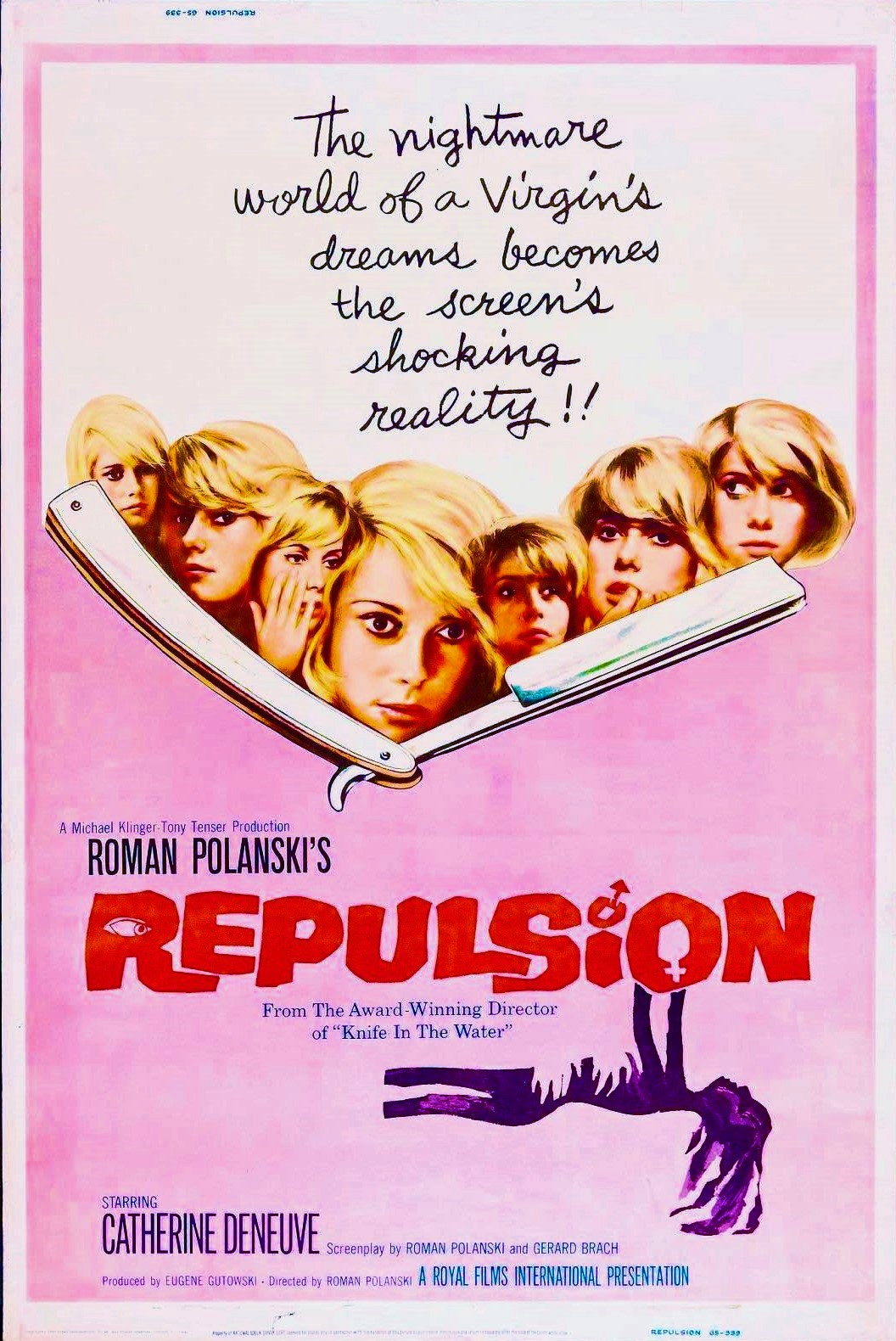 Repulsion (1965) Technical Specifications