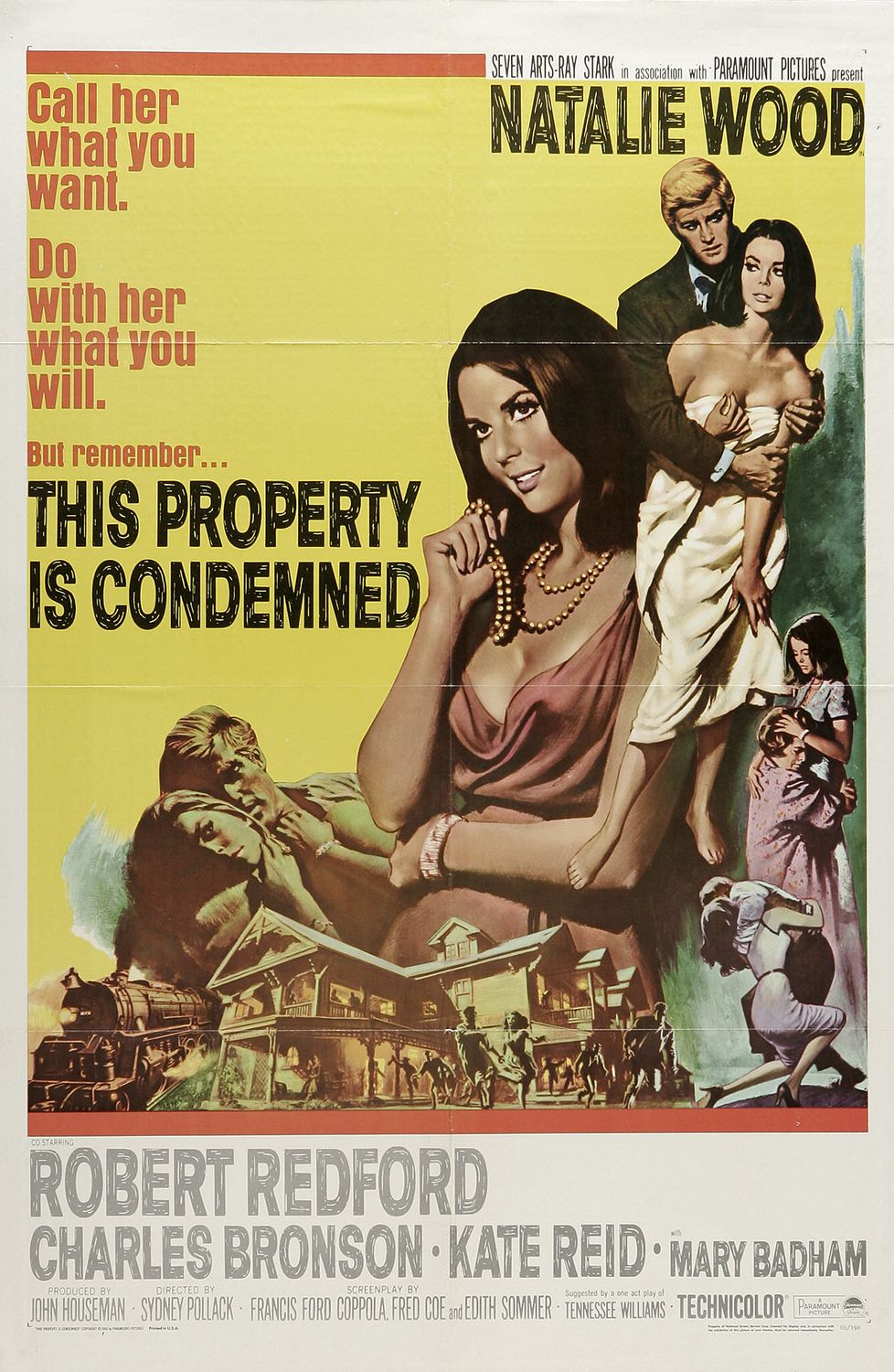 This Property Is Condemned (1966) Technical Specifications