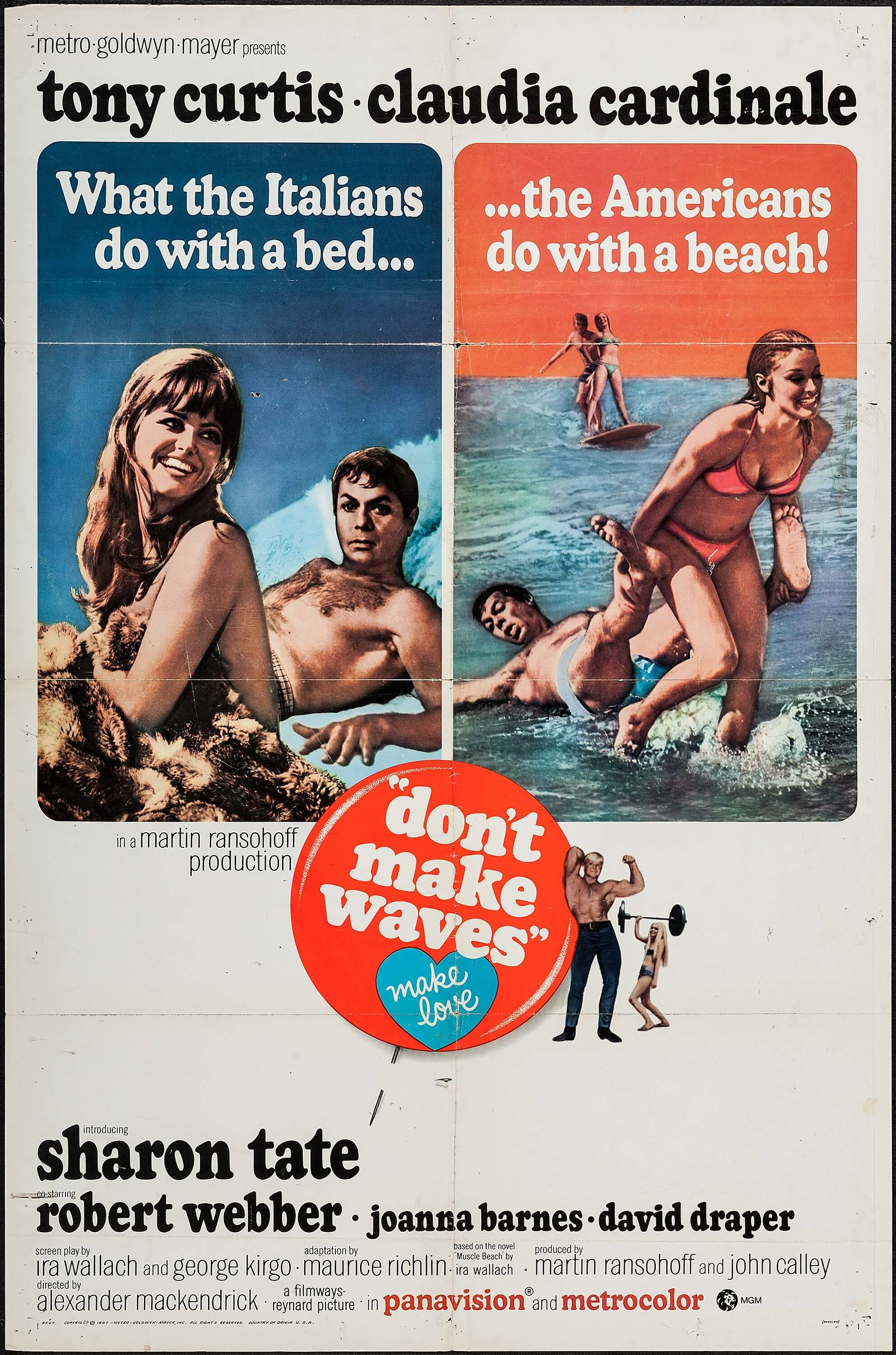 Don't Make Waves (1967) Technical Specifications