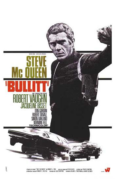 Bullitt (1968) Technical Specifications