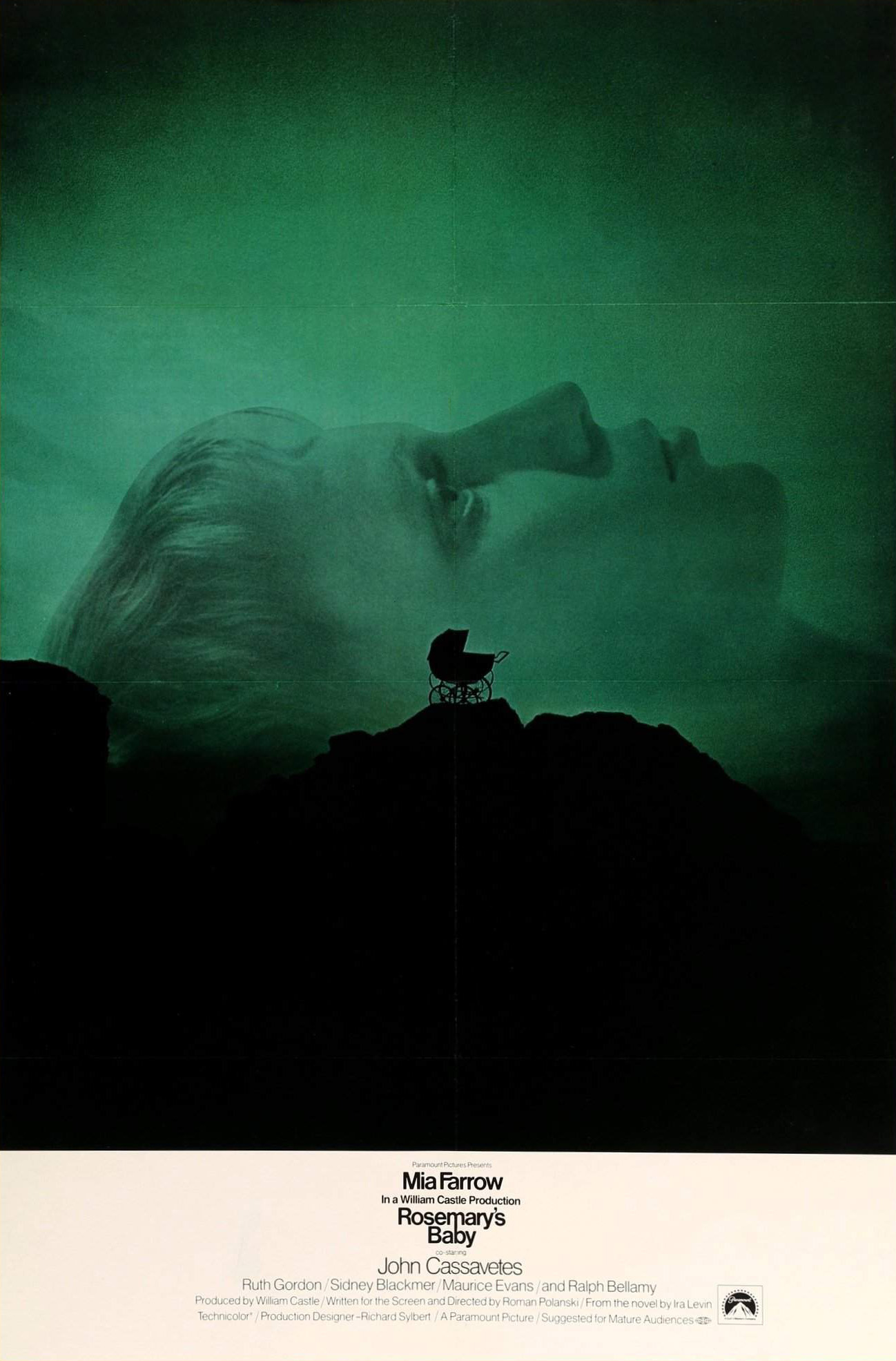 Rosemary's Baby (1968) Technical Specifications