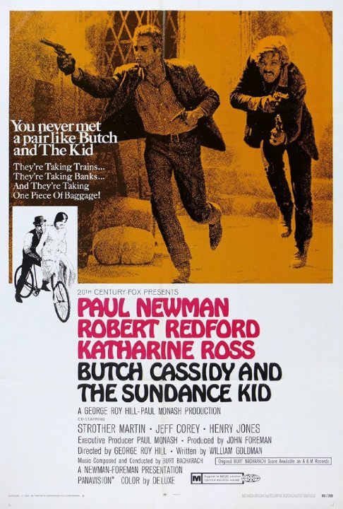 Butch Cassidy and the Sundance Kid (1969) Technical Specifications