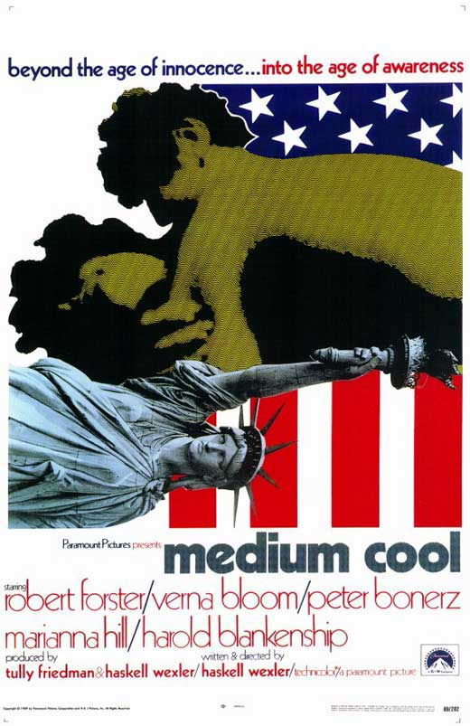 Medium Cool (1969) Technical Specifications