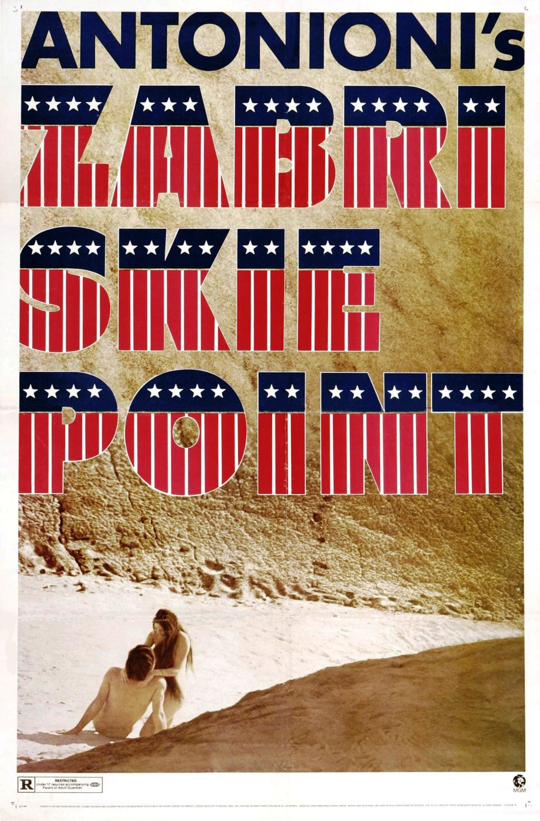 Zabriskie Point (1970) Technical Specifications