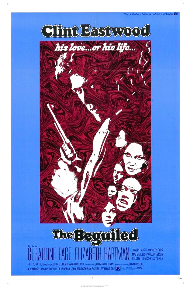 The Beguiled (1971) Technical Specifications
