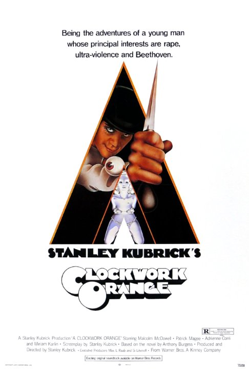 A Clockwork Orange Technical Specifications
