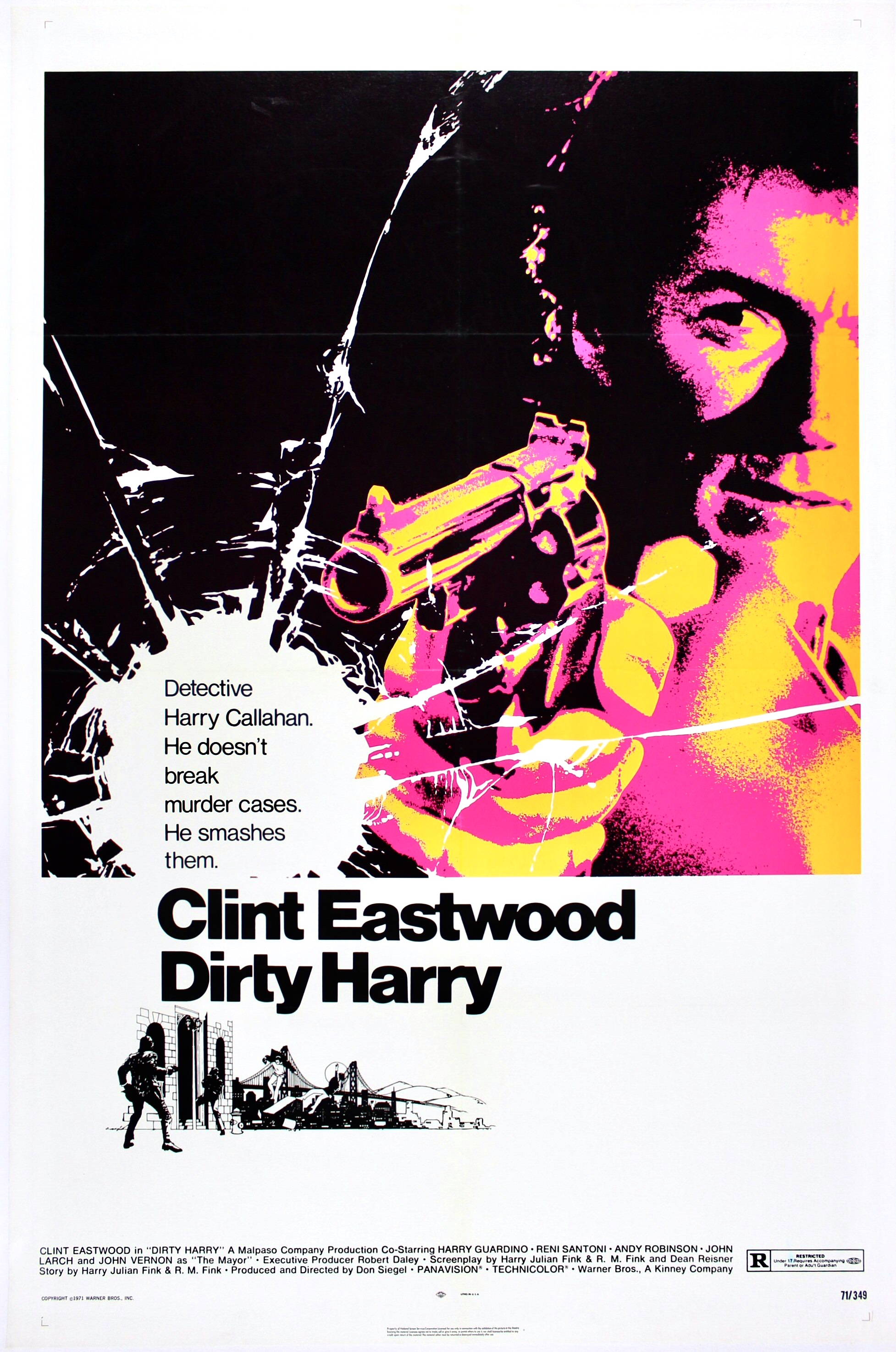 Dirty Harry (1971) Technical Specifications