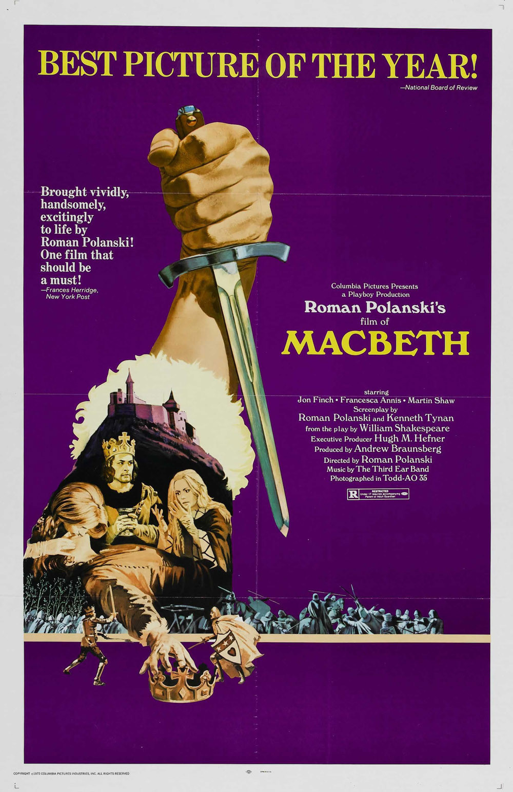 Macbeth (1971) Technical Specifications