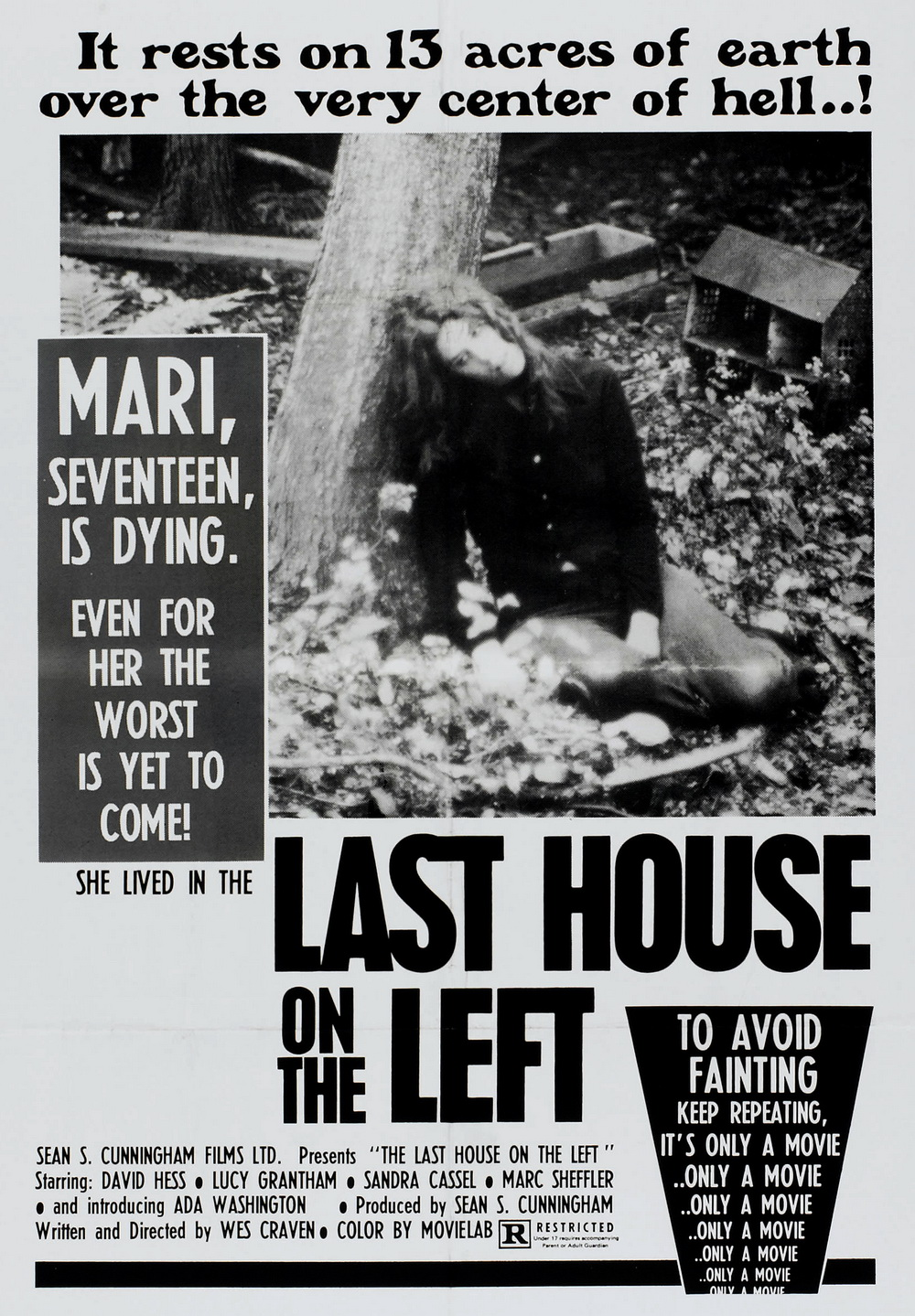 The Last House On The Left (1972) Technical Specifications