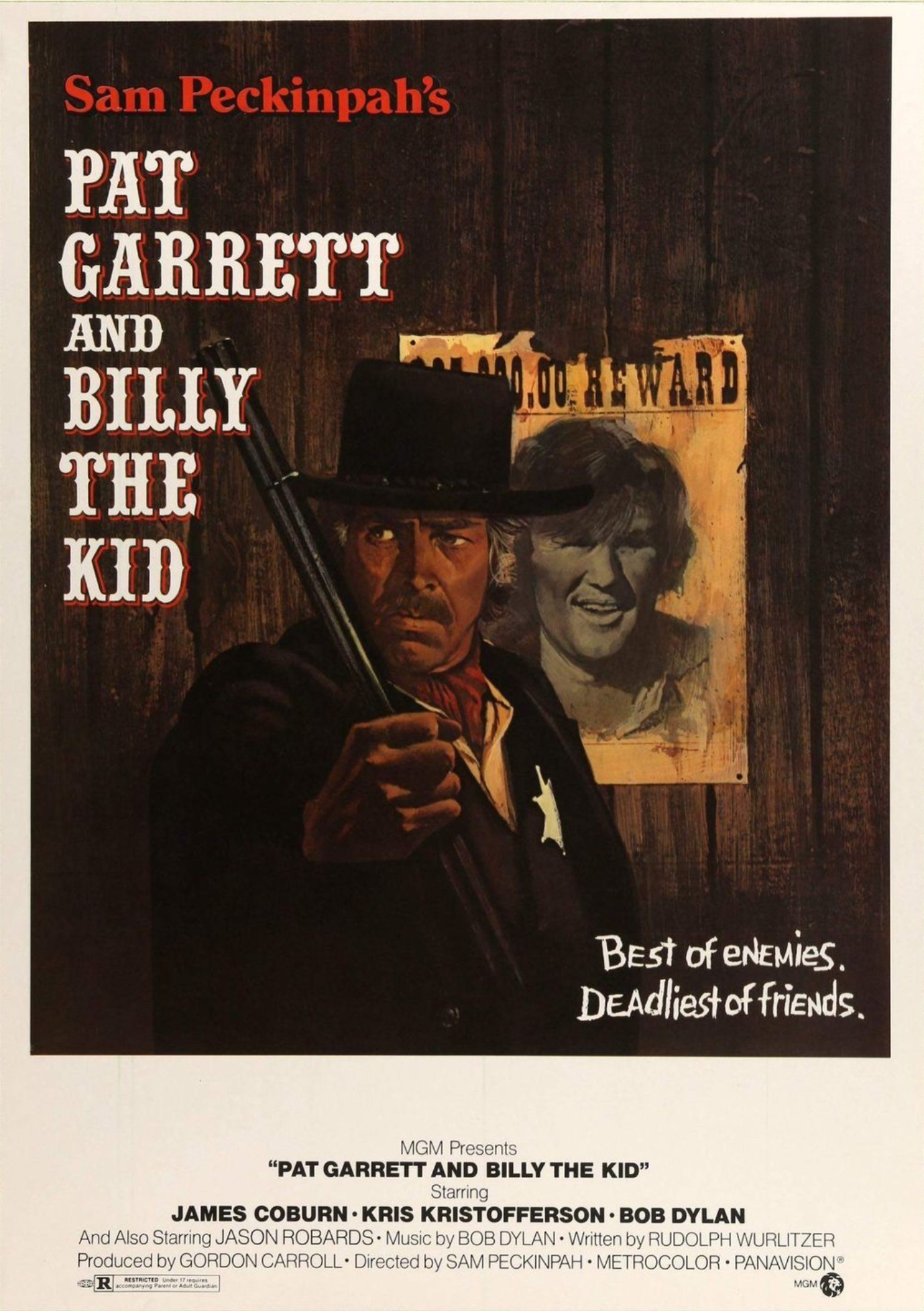 Pat Garrett & Billy the Kid (1973) Technical Specifications