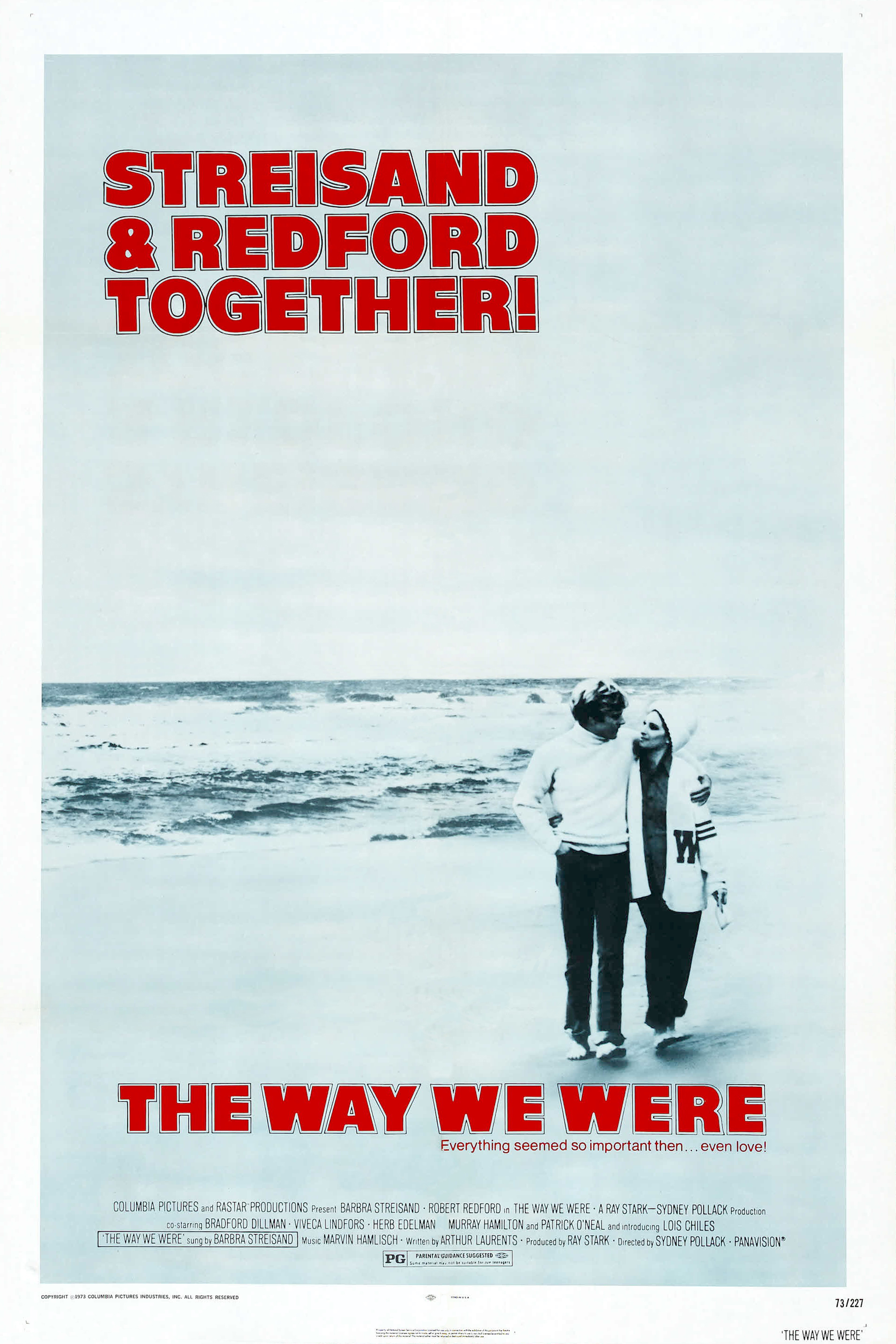 The Way We Were (1973) Technical Specifications