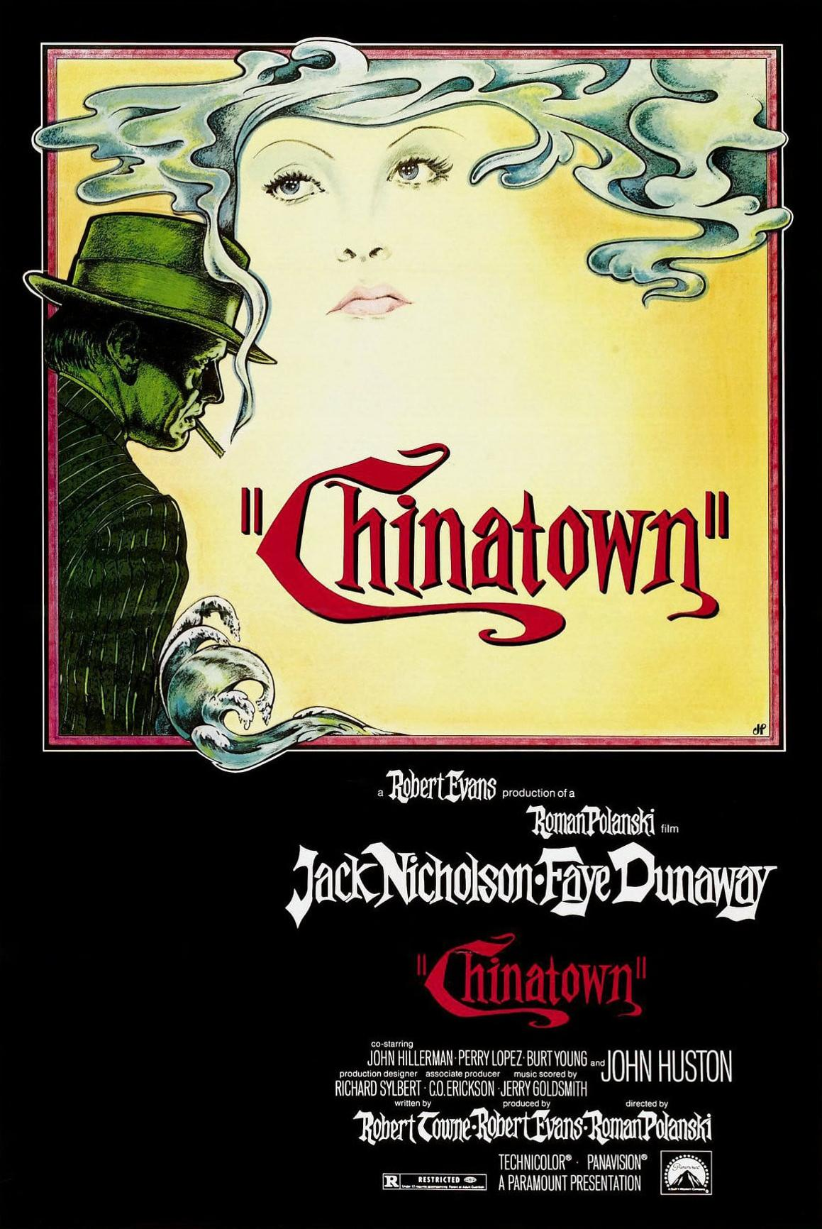 Chinatown (1974) Technical Specifications