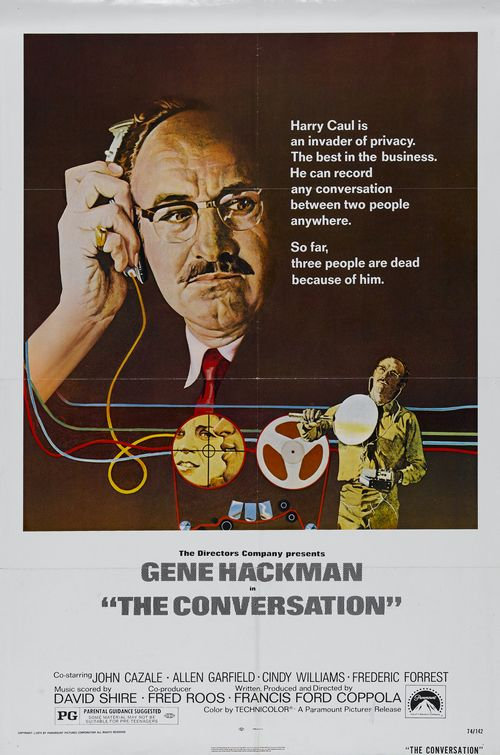 The Conversation (1974) Technical Specifications