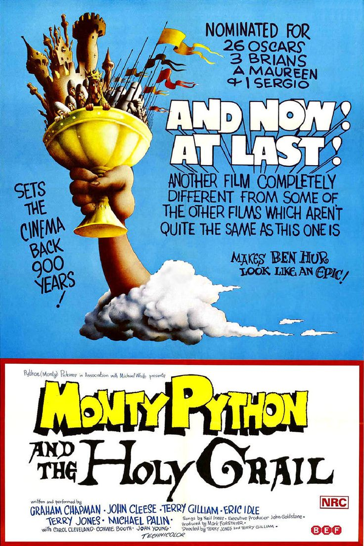 Monty Python and the Holy Grail (1975) Technical Specifications