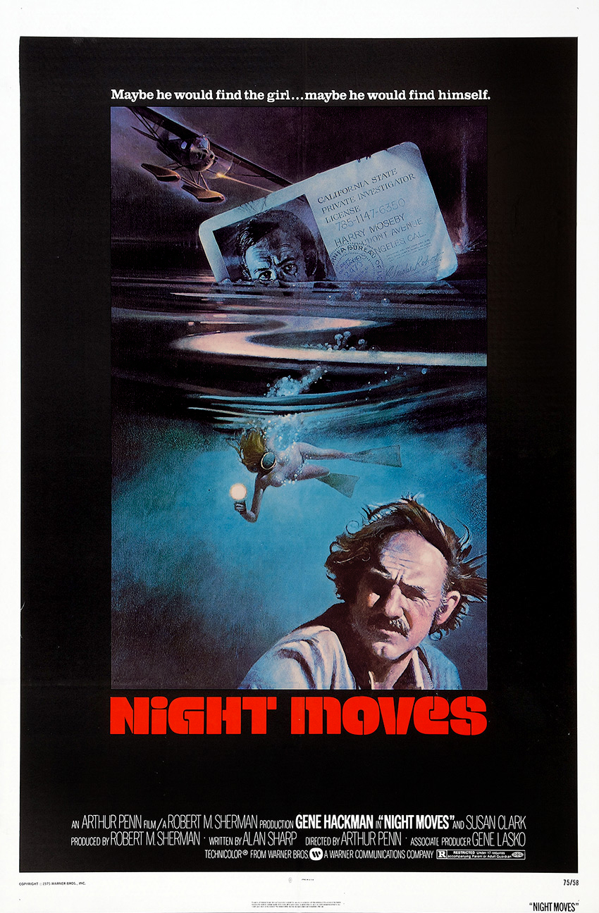 Night Moves (1975) Technical Specifications