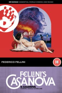 Fellini's Casanova Technical Specifications
