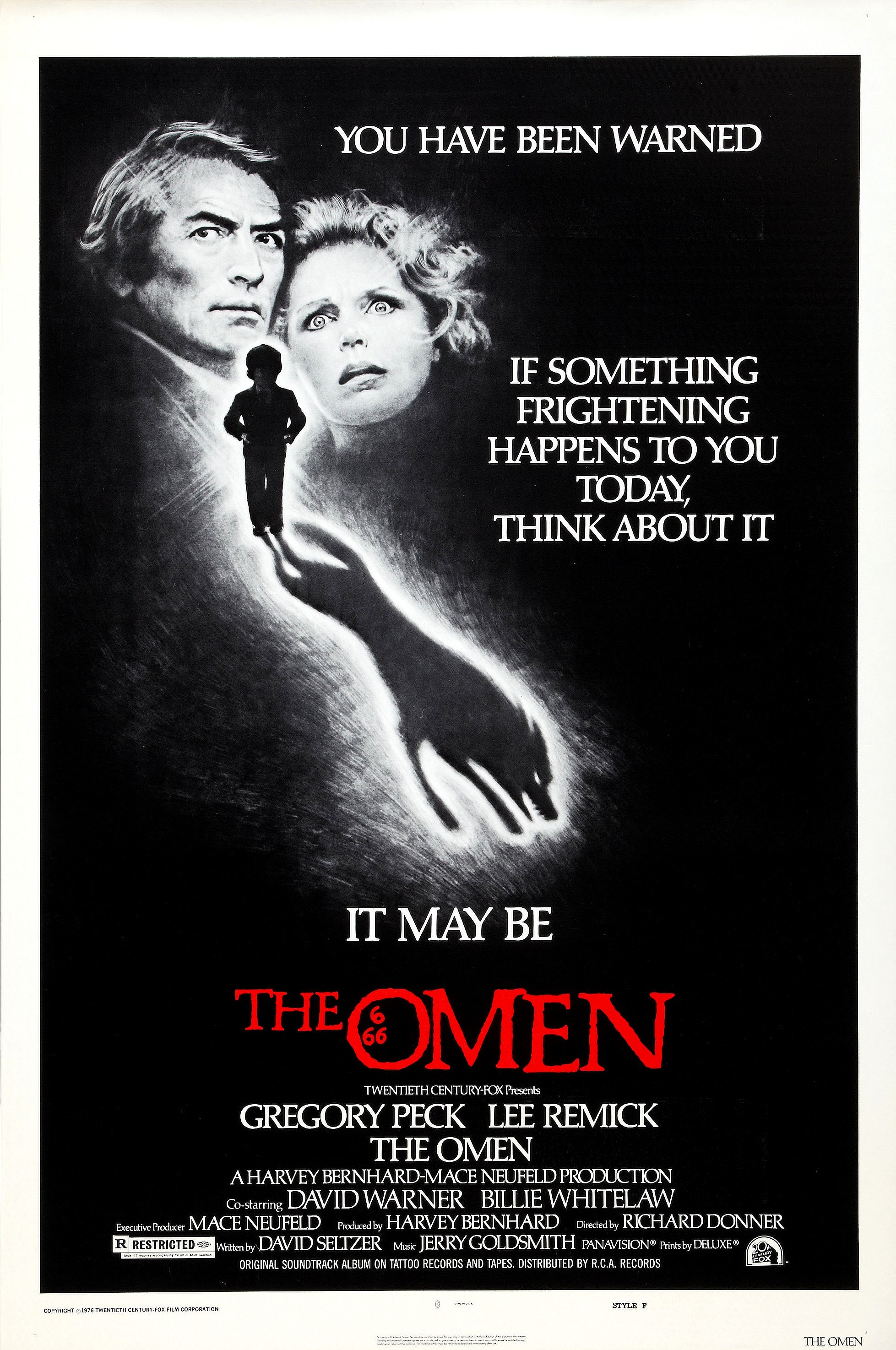 The Omen (1976) Technical Specifications
