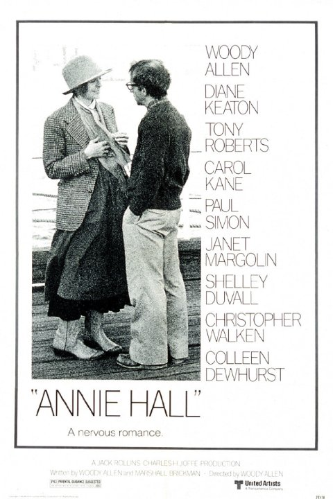 Annie Hall Technical Specifications