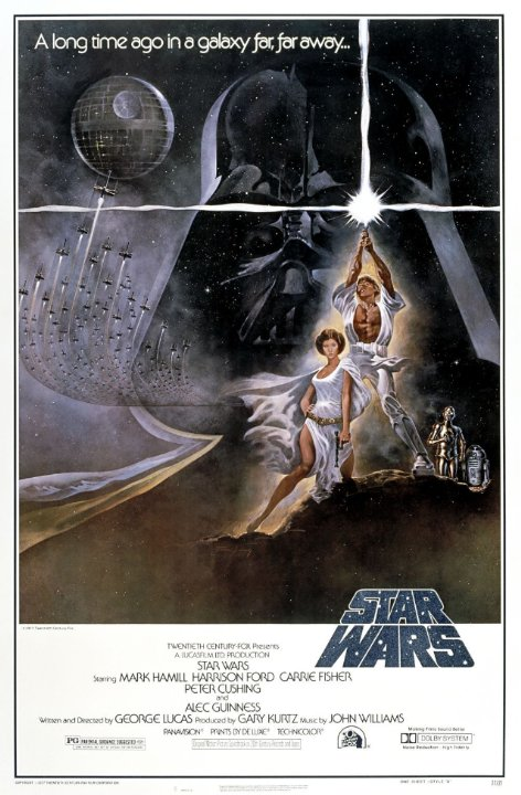 Star Wars (1977) Technical Specifications