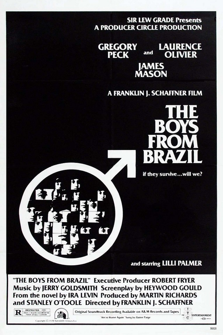 The Boys From Brazil (1978) Technical Specifications