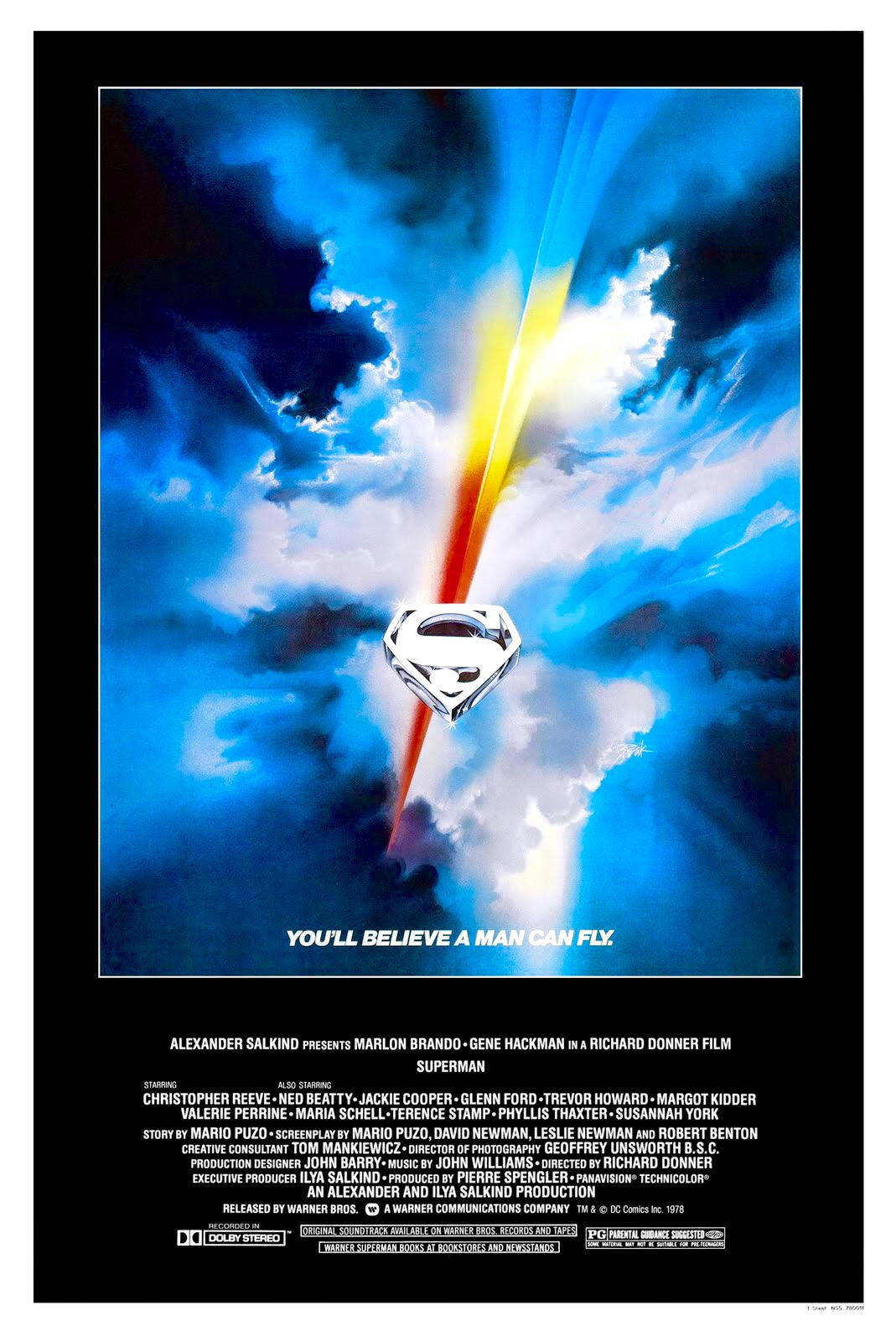 Superman (1978) Technical Specifications