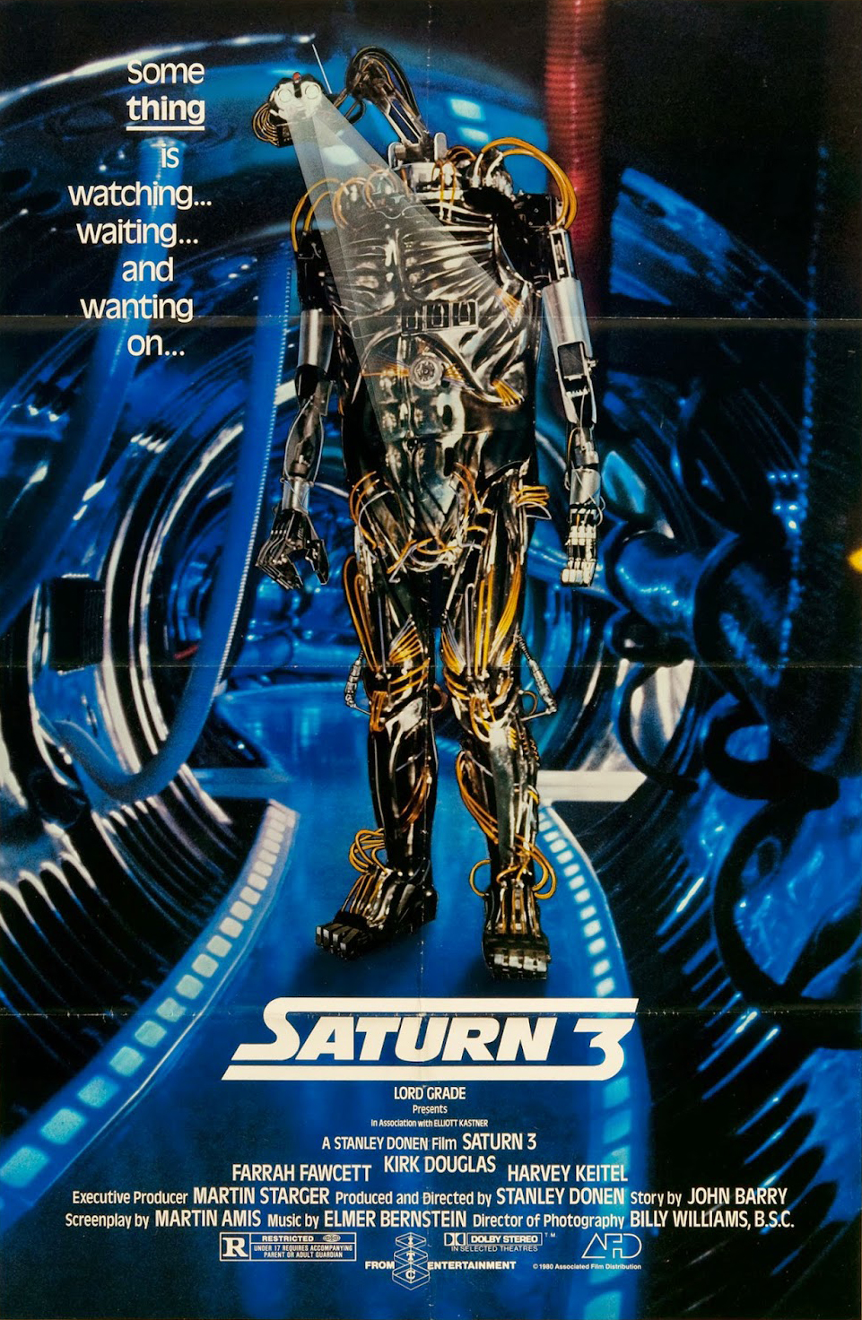 Saturn 3 (1980)  Technical Specifications