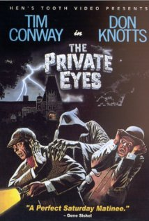 The Private Eyes | ShotOnWhat?