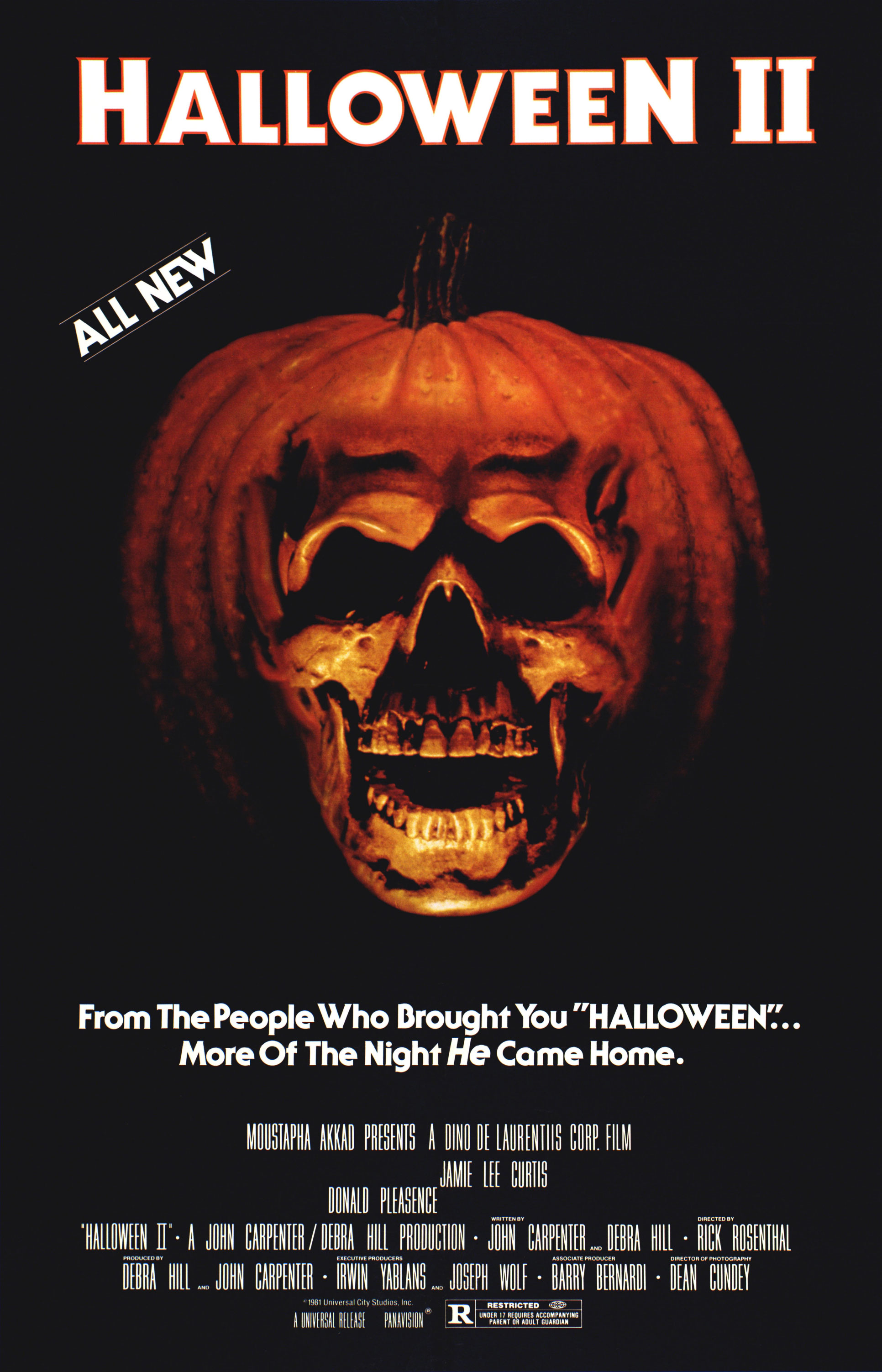 Halloween II (1981) Technical Specifications