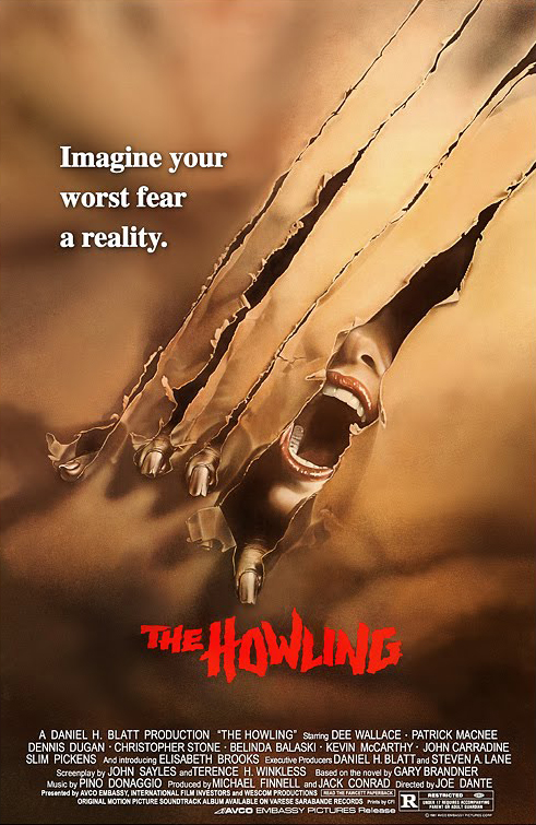 The Howling (1981) Technical Specifications