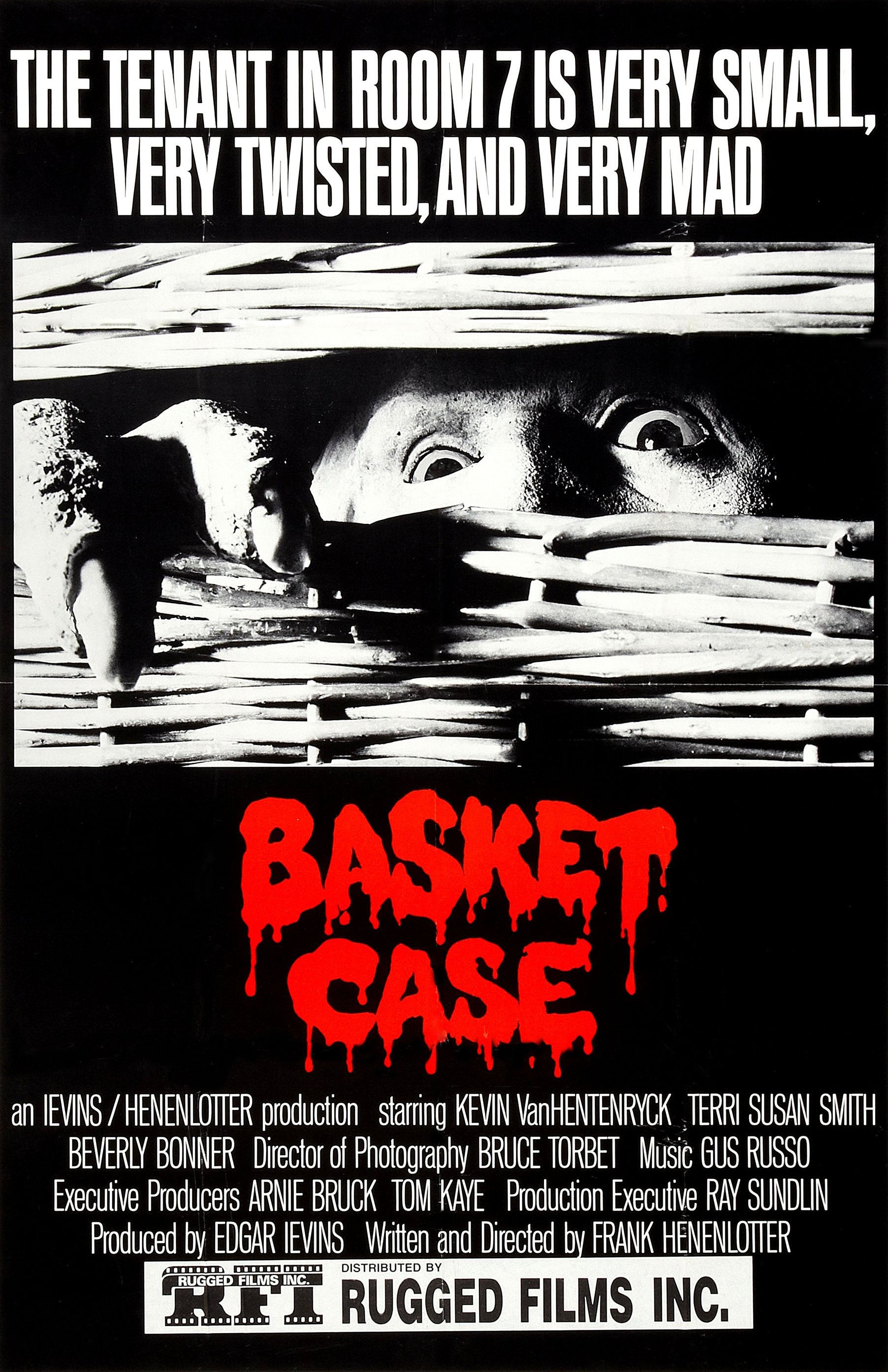 Basket Case (1982) Technical Specifications