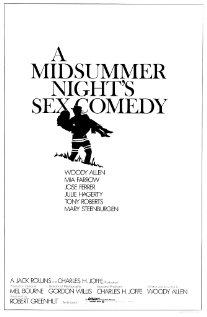A Midsummer Night's Sex Comedy | ShotOnWhat?