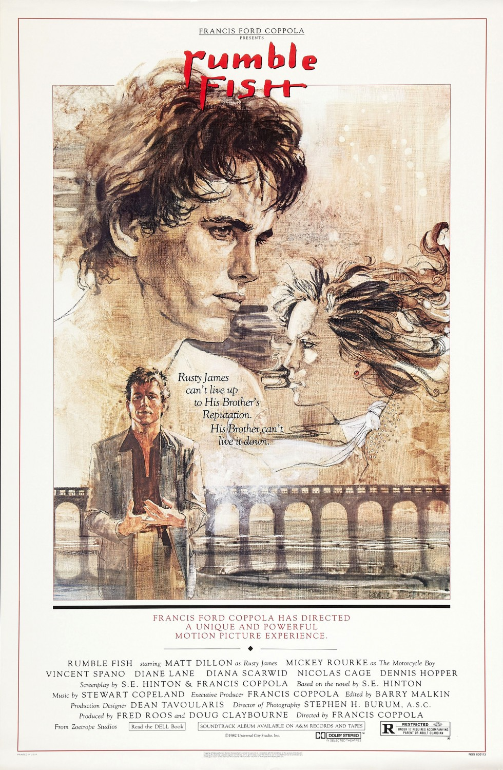 Rumble Fish (1983) Technical Specifications