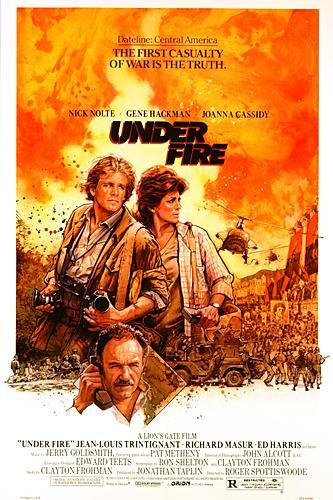 Under Fire (1983) Technical Specifications