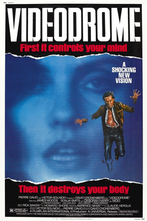 Videodrome (1983) Technical Specifications