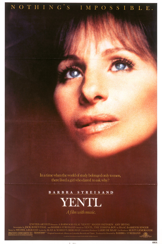 Yentl (1983) Technical Specifications