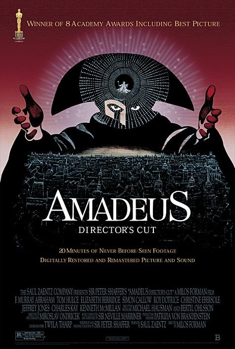 Amadeus (1984) Technical Specifications
