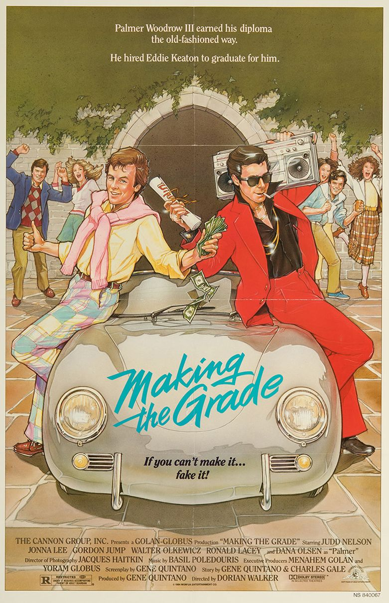 Making the Grade (1984)  Technical Specifications