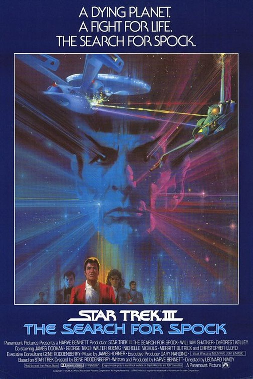 Star Trek III: The Search for Spock (1984) Technical Specifications
