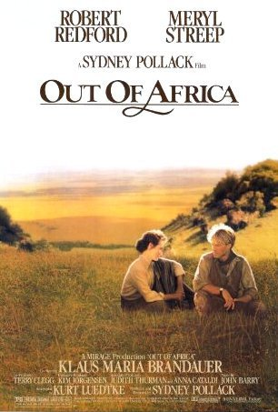 Out of Africa | ShotOnWhat?